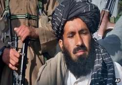 new pak taliban chief fought indian troops in kashmir valley