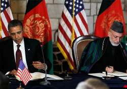 obama karzai ink historic strategic partnership agreement