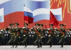 russia to raise defence spending 59 percent by 2015