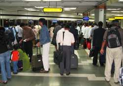 sri lankans issued travel warning for southern india