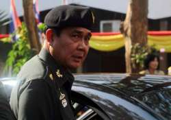 thai army disbands senate intensifies post coup crackdown
