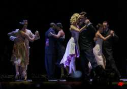 world tango competition hots up in argentina