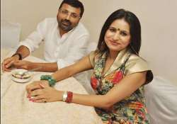 bjp mp nishikant dubey wife booked for allegedly demanding
