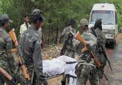 bastar attack did complacency of crpf personnel cost lives