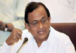chidambaram writes to 10 cms says terror has to be dealt