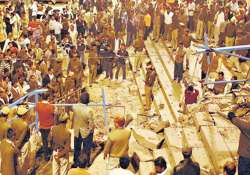 chronology of major blasts in the country