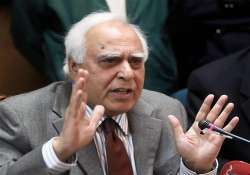 collegium system of judges appointment opaque says sibal