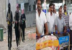 15 gujarati youths returned safe from graveyard iraq