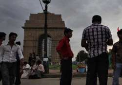 india meteorological department forecasts cloudy day in