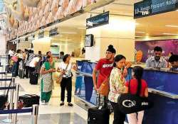 goa airport gets visa on arrival facility for 43 countries