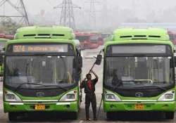 delhi government looks to rent space to park buses