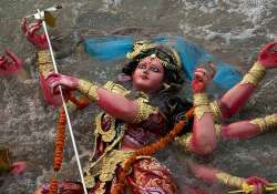 a village in west bengal where durga puja celebrations are
