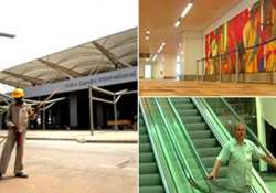 delhi s new t 3 terminal swings into business on wednesday