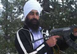 former punjab cm beant singh s assassin tara arrested from