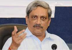goa police appeals to manohar parrikar to take z security