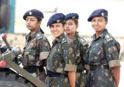 women officers to get permanent commission in army govt to