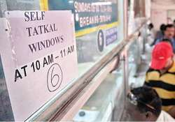 to ease pressure railways decides to stagger tatkal booking