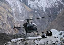 mortal remains of 9 deceased soldiers reach siachen base