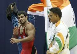sushil best bet for hosts at cwg