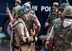 73 of indian cops get no weekly off study