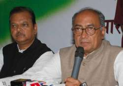 why didn t cvc act immediately on cwg corruption digvijay