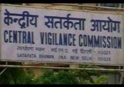 cvc seeks bank officials help in probing corruption cases