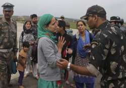 j k government sets up relief cell for kashmir division