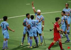 india finish league engagements with 4 2 win over poland
