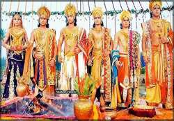 know why draupadi got five husbands