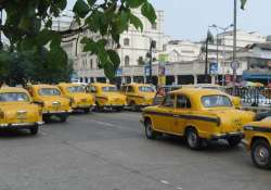 kolkata s rogue taxis battle government s road discipline