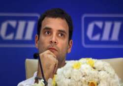 mp polls ending factionalism a daunting task for cong