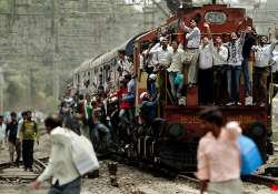 mumbai train commuters may get some relief today