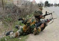 one crpf asi killed in attack by militants in srinagar one