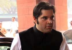 varun gandhi predicts sp as single largest party in up- India Tv