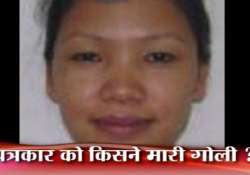 woman journalist shot and injured in arunachal