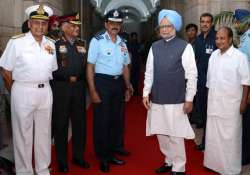 world powers pre occupied india must stand on own feet pm
