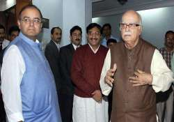 advani jaitley conspirators in cash for vote scam nirupam