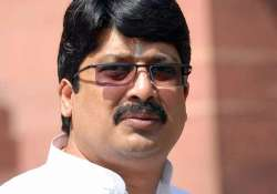 another case slapped on raja bhaiyya on witness s complaint