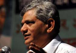 corporate funding to parties be channeled through ec yechuri