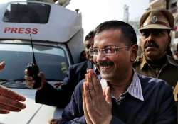 arvind kejriwal not to accept z plus security cover says aap