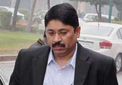 telephone exchange case sc asks dayanidhi maran to appear