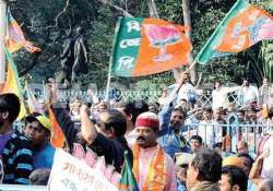 bjp back in bengal assembly after 15 years trinamool