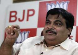 never took money from any corporate entity gadkari says