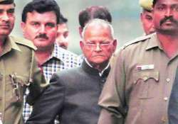 ex union min p k thungon gets 4.5 yrs jail in 1998