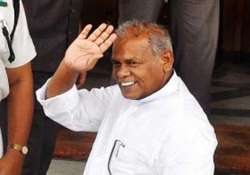 high court allows manjhi govt to take decisions but defer
