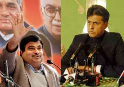 bjp and congress in war of words on cwg mess