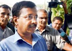 arvind kejriwal asks lg to call all party meeting