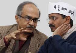 prashant bhushan questions decisions taken by arvind