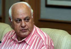 farooq abdullah disapproves phone tapping