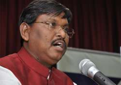jharkhand cabinet recommends dissolution of assembly